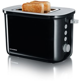 Severin Toaster AT 2213 schwarz/grau