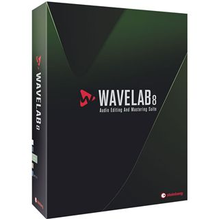 Steinberg Wavelab 8 32/64 Bit Multilingual Retail
