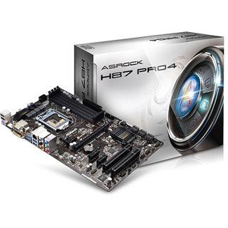 ASRock H87 Pro4 Intel H87 So.1150 Dual Channel DDR3 ATX Retail