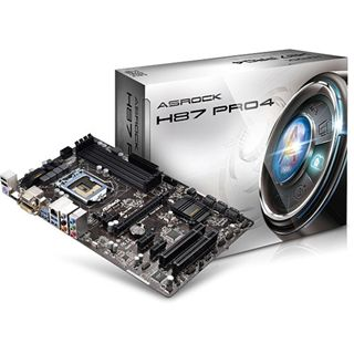 ASRock H87 Pro4 Intel H87 So.1150 Dual Channel DDR3 ATX Retail