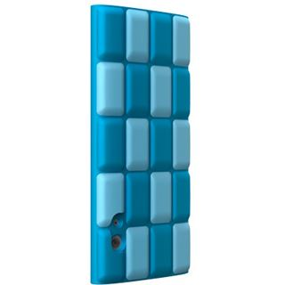 SwitchEasy Cubes Blue (SW-CN5-BLU): Silikon Protection Solution für iPod nano 5G