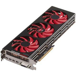 2x 3072MB AMD FirePro S10000 Aktiv PCIe 3.0 x16 (Retail)