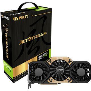 2048MB Palit GeForce GTX 770 JetStream Aktiv PCIe 3.0 x16 (Retail)