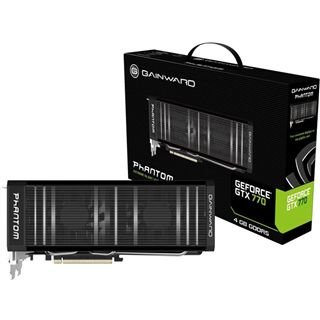 4096MB Gainward GeForce GTX 770 Phantom Aktiv PCIe 3.0 x16 (Retail)