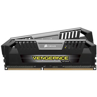 8GB Corsair Vengeance Pro Series silber DDR3-1600 DIMM CL9 Dual Kit