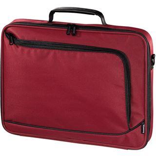 Hama Notebook-Tasche Sportsline Bordeaux, Displaygr. bis 44 cm (17,3), Rot