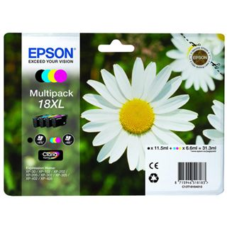 Epson MULTIPACK 4-COLOURS 18XL