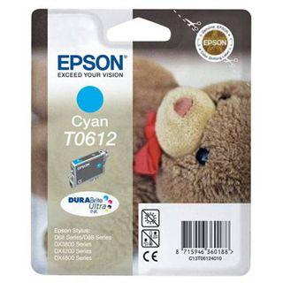 Epson INK CARTRIDGE T0612 cyan