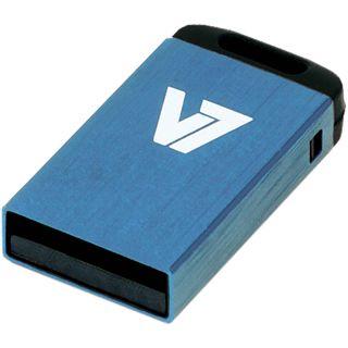 4 GB V7 Nano blau USB 2.0