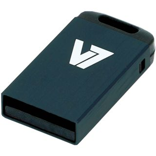 8 GB V7 Nano VU28GCR-BLK-2E schwarz USB 2.0