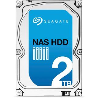 "2000GB Seagate NAS HDD ST2000VN000 64MB 3.5"" (8.9cm) SATA 6Gb/s"