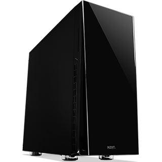 NZXT H230 gedämmt Midi Tower ohne Netzteil schwarz