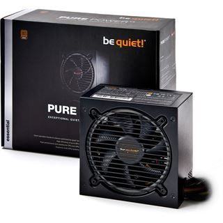 700 Watt be quiet! Pure Power L8 Non-Modular 80+ Bronze