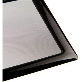 DEMCiflex CoolerMaster Set schwarz Staubfilter für HAF XM (HAF XM black mesh)