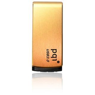 8 GB PQI Intelligent Drive U822V gold USB 3.0