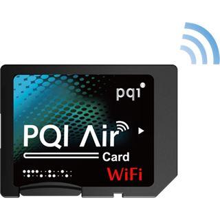 8 GB PQI Air Card SDHC Class 10 Retail inkl. Adapter