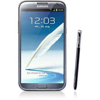 """5.5"""" (13,97cm) Samsung Galaxy Note 2 3G/4G/LTE/WiFi/Bluetooth V4.0 16GB grau"""