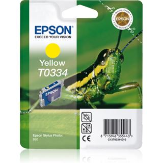 Epson C13T033440 gelb 17ml