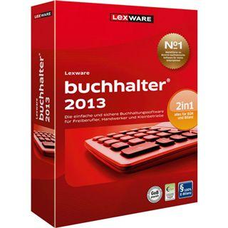 Lexware Buchhalter 2013 (Version 18.5) 32 Bit Deutsch Office Vollversion PC (CD)