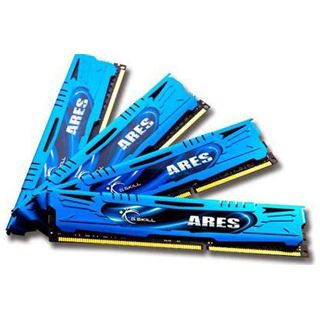 32GB G.Skill Ares DDR3-2400 DIMM CL11 Dual Kit