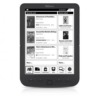 "TrekStor e-book Reader Pyrus maxi 8"" (20.3cm)"