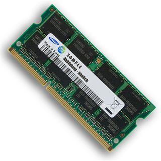2GB Samsung DDR3-1600 SO-DIMM CL11 Single