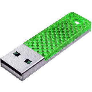 8 GB SanDisk Cruzer Facet gruen USB 2.0