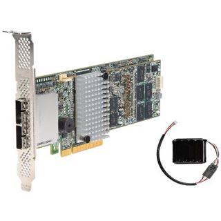 Intel RAID Controller 2 Port Multi-lane PCIe 2.0 x8 Low Profile retail