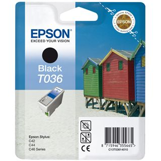 Epson Tinte C13T03614010 schwarz