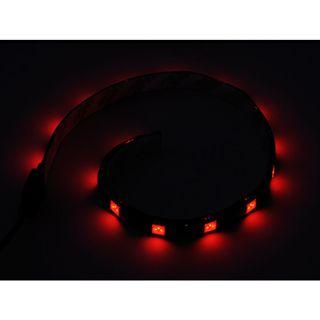 Silverstone LS01 30 cm roter LED-Strip für Gehäuse (SST-LS01R)
