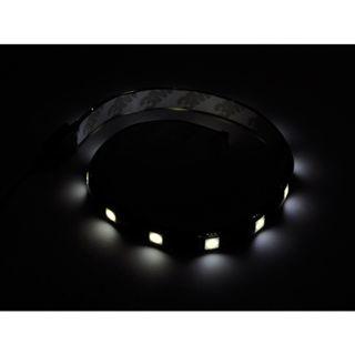 Silverstone LS01 30 cm weißer LED-Strip für Gehäuse (SST-LS01W)