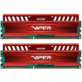 8GB Patriot Viper 3 Venom Red DDR3-2400 DIMM CL10 Dual Kit