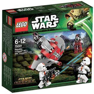 LEGO® 75001 Star Wars