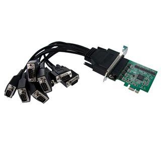 Startech PEX8S952 8 Port PCIe 2.0 x1 retail