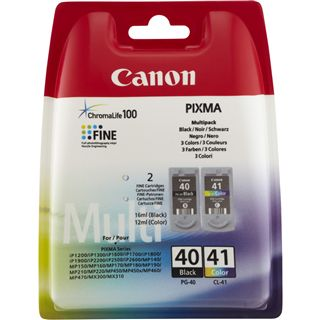 Canon PG-40 / CL-41 Multipack SEC