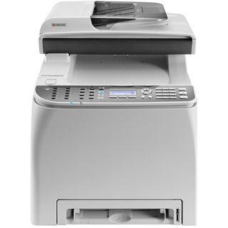 Kyocera FS-C1020MFP+ Farblaser Drucken/Scannen/Kopieren/Faxen LAN/USB 2.0