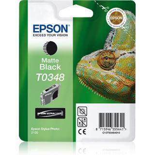 Epson C13T034840 mattschwarz 17ml
