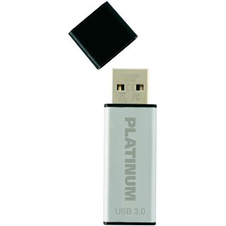 16 GB Platinum HighSpeed ALU schwarz/silber USB 3.0