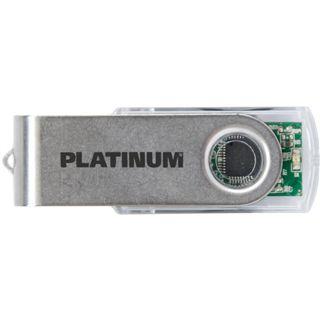64 GB Platinum HighSpeed TWS silber USB 2.0