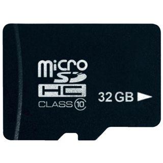 32 GB Platinum microSDHC Class 10 Retail