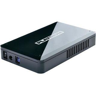 "2000GB Platinum MyDrive HP 103037 3.5"" (8.9cm) USB 3.0 schwarz"