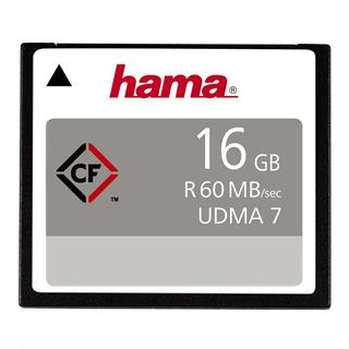 16 GB Hama Compact Flash TypI 400x Retail