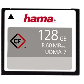 128 GB Hama Compact Flash TypI 400x Retail