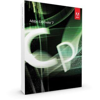 Adobe Captivate 7 32 Bit Deutsch Webdesign Vollversion PC (DVD)