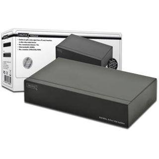 Digitus DS-42130 8-fach VGA-A/V-Splitter