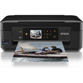 Epson Expression Home XP-412 schwarz Tinte Drucken/Scannen/Kopieren USB 2.0/WLAN