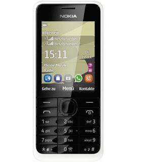 Nokia 301 Dual Sim weiß