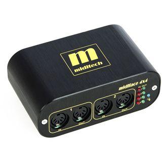 Miditech Midi Interface Midiface 4x4