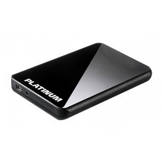 "320GB Platinum MyDrive CP 103017 2.5"" (6.4cm) USB 2.0 schwarz"