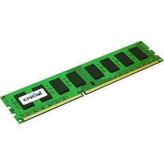 4GB Crucial CT51264BA160BJ DDR3-1600 DIMM CL11 Single